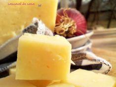 cascaval de casa Mozzarella, Pineapple, Good Food, Dairy, Pudding, Cheese, Unt, Desserts, Face