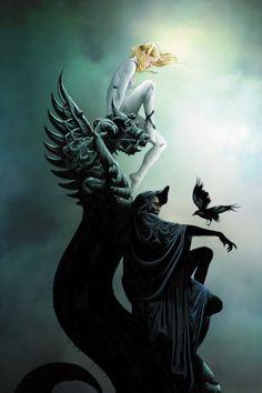 Dark X-Men: The Beginning No.2 Cover: Dagger and Cloak Stretching
