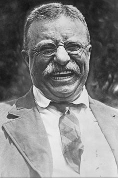 Theodore Roosevelt was born on October inside a Manhattan brownstone on East Street. On the anniversary of Theodore Roosevelt's birth, learn 10 surprising facts about America's twenty-sixth president. Ap Us History, History Memes, American History, Funny History, American War, History Photos, Roosevelt Quotes, Theodore Roosevelt, Edith Roosevelt