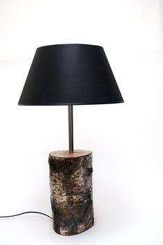 Pinterest the world s catalog of ideas - Houten drie voet lamp ...