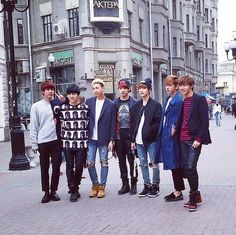 BTS in Russia