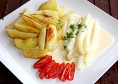 Mashed Potatoes, Ethnic Recipes, Fitness, Diet, Asparagus, Whipped Potatoes, Smash Potatoes, Keep Fit, Shredded Potatoes