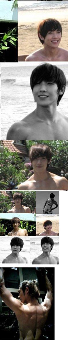 Lee Joon - the baby version of Rain <3