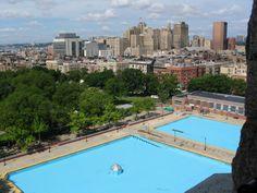 Highbridge Park in Washington Heights, NYC
