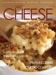 Great magazine for cheese lovers