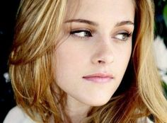 Kristen Stewart- when she doesn't look pissed off or confused she's actually quite pretty