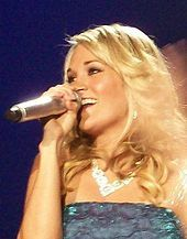 Carrie Underwood Winner Season 4 American Idol - Wikipedia, the free encyclopedia