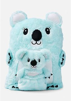 Justice is your one-stop-shop for on-trend styles in tween girls clothing & accessories. Shop our Koala Pouch Pillow. Cute Journals, Cute Notebooks, Tween Girl Gifts, Tween Girls, Rainbow First Birthday, E Claire, Baby Doll Nursery, Dooney And Bourke Disney, Gymnastics Outfits