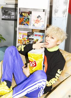 """Boy group Block B has released the teaser images featuring each member for their upcoming single """"Yesterday.""""The teaser images of """"Yest…"""