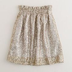 Adorable J Crew Skirt for the holidays