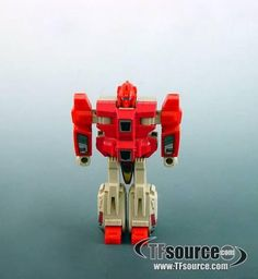 #transformer transformers g1 - cloudraker - loose - no 2 gravity-rod rifles