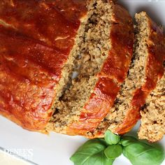 Best Ground Turkey Meatloaf by Renee's Kitchen Adventures is the best recipe for a flavorful, moist and delicious healthy turkey meatloaf. Best Ground Turkey Meatloaf Recipe, Moist Turkey Meatloaf, Healthy Meatloaf, Ground Turkey Tacos, Ground Turkey Recipes, Meatloaf Recipes, Meat Recipes, Italian Meatloaf, Ground Meat