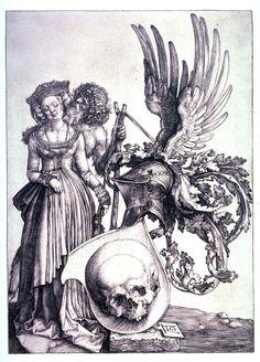 Albrecht Durer: Coat of Arms