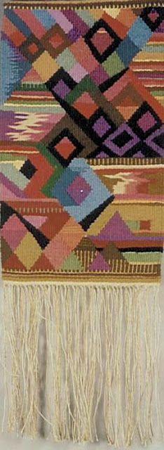 'fringe tapestry'