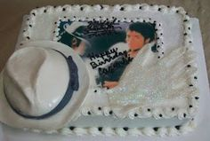 Creative Cakes and Other Sweet Treats: Michael Jackson Cake I want this for my birthday!