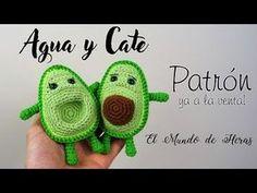 Patrón escrito Aguacate, ya a la venta! - YouTube