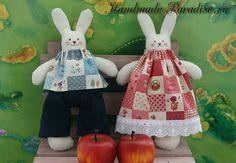 как сшить кролика из ткани (5)