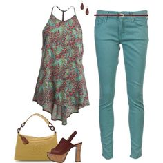 Untitled #824 by amy-devito-haustetter on Polyvore