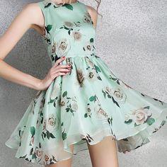 Eugen silk dress