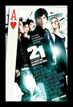 21 (2008) Directed by #RobertLuketic Based on #BringingDowntheHouse by #BenMezrich Starring #JimSturgess #KateBosworth #LaurenceFishburne #KevinSpacey #Hollywood #hollywood #picture #video #film #movie #cinema #epic #story #cine #films #theater #filming #opera #cinematic #flick #flicks #movies #moviemaking #movieposter #movielover #movieworld #movielovers #movienews #movieclips #moviemakers #animation #drama #filmmaking #cinematography #filmmaker #moviescene #documentary #screen Kevin Spacey, Movie 21, Love Movie, Movie Film, Kate Bosworth, Movies Showing, Movies And Tv Shows, Las Vegas, Jim Sturgess