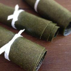 Dinosaur Kale Fruit Leather, a recipe on Kale Recipes, Beer Recipes, Baby Food Recipes, Candy Recipes, Homemade Fruit Leather, Fruit Leather Recipe, Dinosaur Kale, The Good Dinosaur, Healthy Food Options