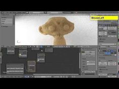 Almost Photo Realistic Skin With Blender's Cycles Renderer - YouTube