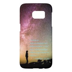 """Acknowledge me"" Samsung Galaxy S7 Case"