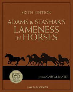 Veterinary Ebook: Adams and Stashak's Lameness in Horses
