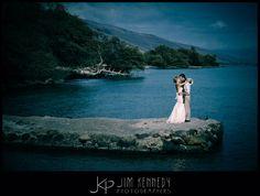 Wedding by the sea at Olowalu Plantation House | Maui, Hawaii | Jim Kennedy Photographers