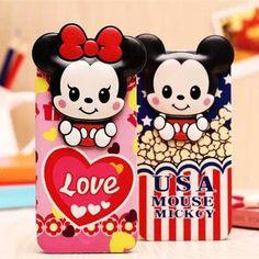 Cutie Cartoon Phone Cover Case CP153663