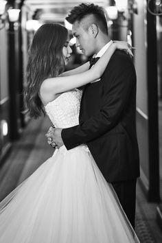 아름다운 커플, 박시은과 진태현