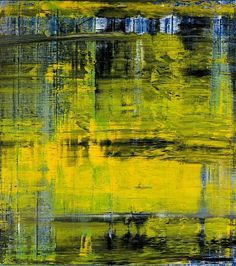 Gerhard Richter - LOVE Gerhard Richter's Paintings.