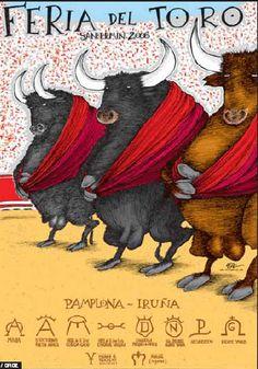 Feria de Toro San Fermín 2006 (Pamplona)