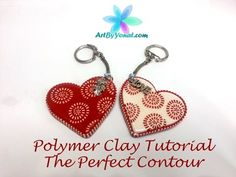 Polymer Clay Tutorial - Extruded Bracelet - Lesson #25 - YouTube
