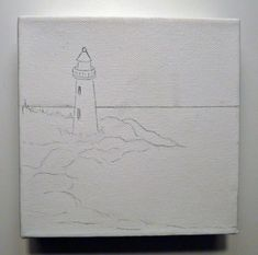 Beginners' Guide to Oil Painting: Article 2 of 3 : Preparation (how to copy a sketch)