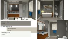 Bathroom reno - Option 2
