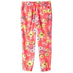 Cherokee® Girls' Trousers - Assorted Prints