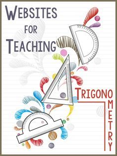 Use these resources for teaching Trigonometry to your teen.