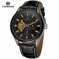 fashion winner sport watch price military watches men alibaba tourbillion watch forsining automatic movement genuine leather band western watches men wrist watch forsining