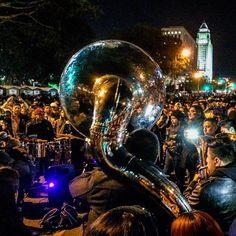 #dtla #banda #music #laplacita #guadalupanos #party #festival #latino #culture #conquer_la