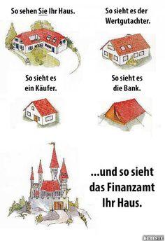 Das Haus | DEBESTE.de, Lustige Bilder, Sprüche, Witze und Videos