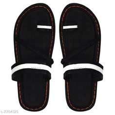 Flip Flops Style Height Thong Flip Flop Material: Syntethic Leather Sole Material: PVC Sizes:  IND-7 IND-6 IND-10 IND-9 IND-8 Country of Origin: India Sizes Available: IND-6, IND-7, IND-8, IND-9, IND-10   Catalog Rating: ★4 (1061)  Catalog Name: Unique Attractive Men Flip Flops CatalogID_1271204 C67-SC1239 Code: 823-7784129-994
