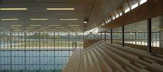 Swimming Center Vijuš / SANGRAD architects + AVP Arhitekti