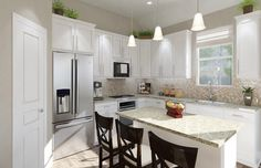 Calais New Home Features | Katy, TX | Pulte Homes New Home Builders | King Crossing