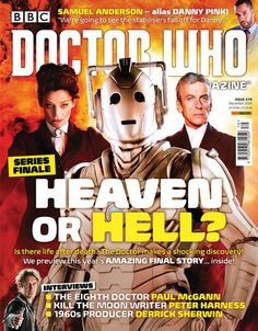 Doctor Who Magazine issue 479