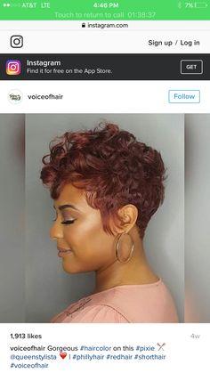 Hair, short