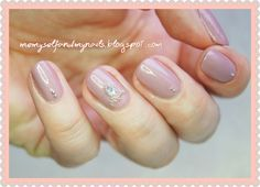 Nailpolis Museum of Nail Art | Nude Dressed to Kill by ELIZA OK-W