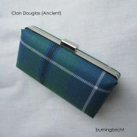 burningbricht tartan products - The Douglas Archives