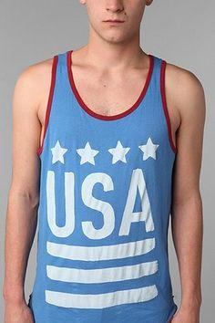 USA Tank Top $20