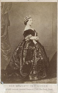 Queen Victoria, 1861